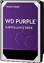 WD Purple 8TB Surveillance Internal Hard Drive - 7200 RPM Class, SATA 6 GB/S, 256 MB Cache, 3.5
