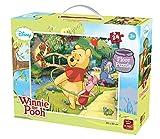 King 5274 Winnie The Pooh Disney Floor Puzzle (24-Piece)