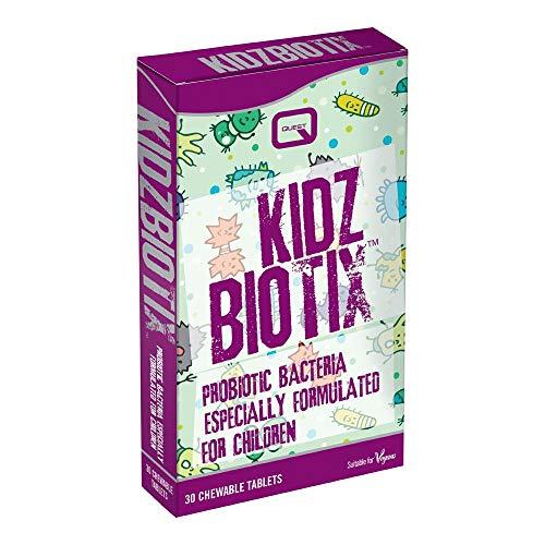 Quest Kidzbiotix - Pack of 30 Tablets