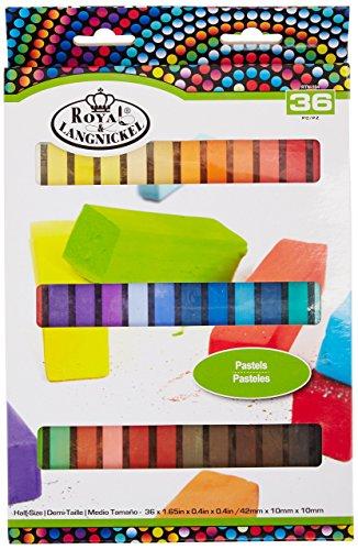Royal Brosse Peinture Demi Taille Pastels-3