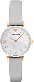 Woman's Watch - mother of pearl MOP dial