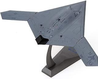 QLRL 1/72 Escala 16Cm Northrop Grumman X-47B Modelo de dron ...