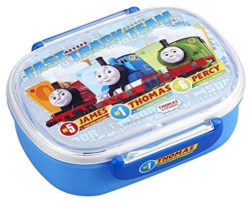 From Japan about 500ml Thomas the Tank Engine .. Oh SK lunch box blue capacity