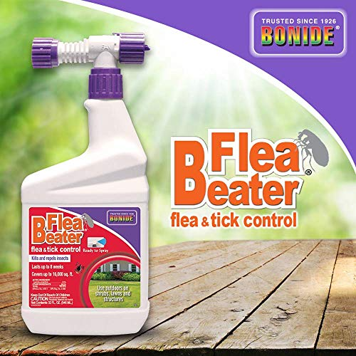 Bonide 040 Flea Beater Pest Control, White