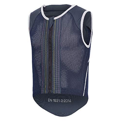 SWING Rückenprotektor P06 flexible, Kinder, nachtblau, KS