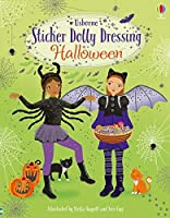 Sticker Dolly Dressing Halloween