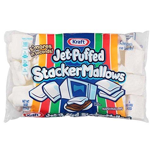 Kraft Jet-Puffed StackerMallows Marshmallows