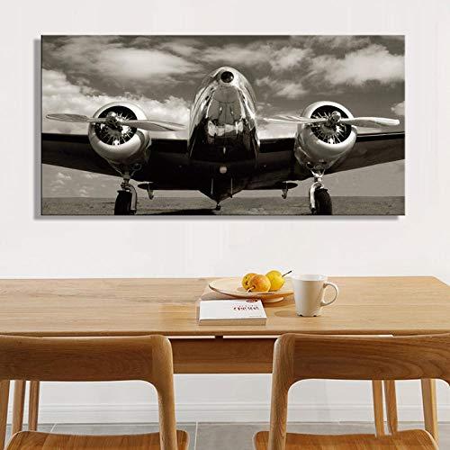 cuadro avion de la marca MZYZSL