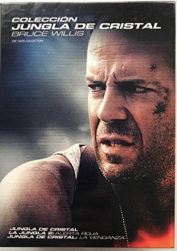 Colección Jungla de Cristal - Bruce Willis (Die Hard Collection)