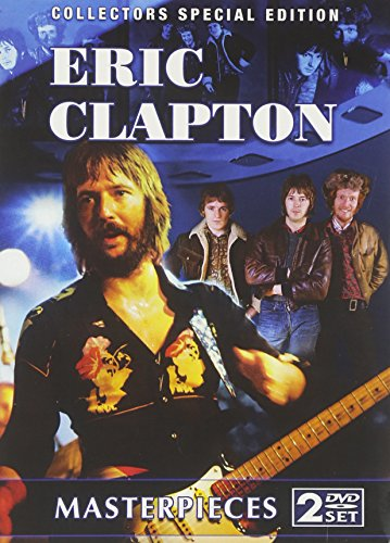 Eric Clapton - Masterpieces [2 DVDs] [UK Import]