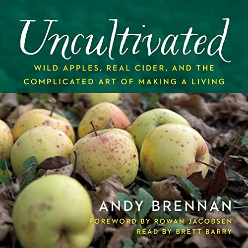Uncultivated audiobook cover art
