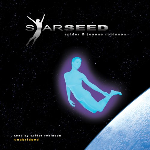 Starseed audiobook cover art