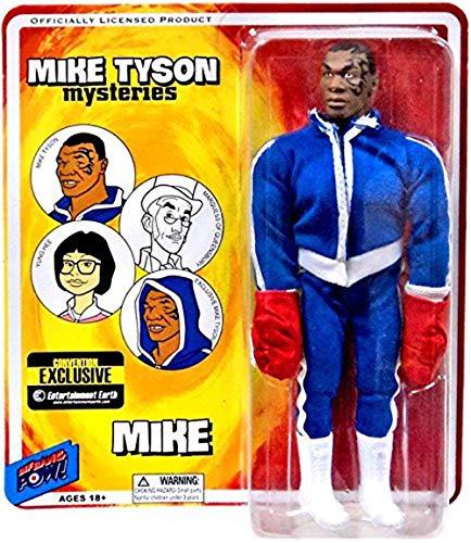 "Preisvergleich Produktbild Mike Tyson Mysteries 8"" Action Figure: Mike Tyson with Boxing Gloves"