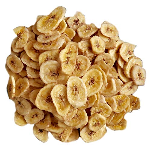 e-hiroya バナナチップ バナナ チップ 200g 業務用 チャック袋入 ドライフルーツ ばなな チップス