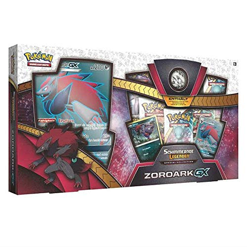 Pokemon 25972 Pokémon Company International 25972-PKM SM03.5 Zoroark GX Box