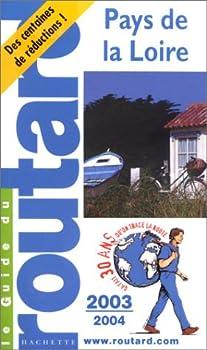 Paperback Pays de la Loire 2003/2004 [French] Book