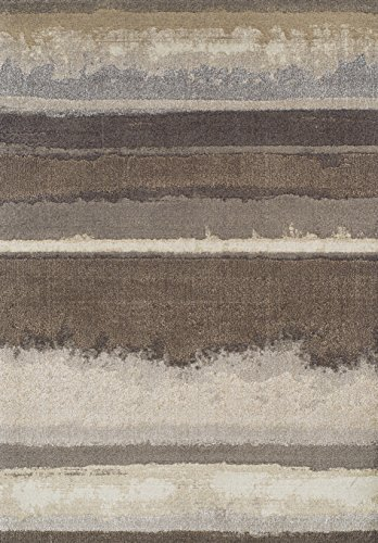 Dalyn Rugs AN1MO3X5 Antigua - Alfombra (7,62 x 12,7 cm), Color marrón