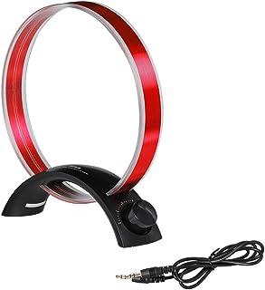 SaferCCTV(TM) AN-200 Indoor Loop Antenna for Kaito 1103, Radio Shack DX-399, Grundig G8, and Sangean ATS-818, Applications...