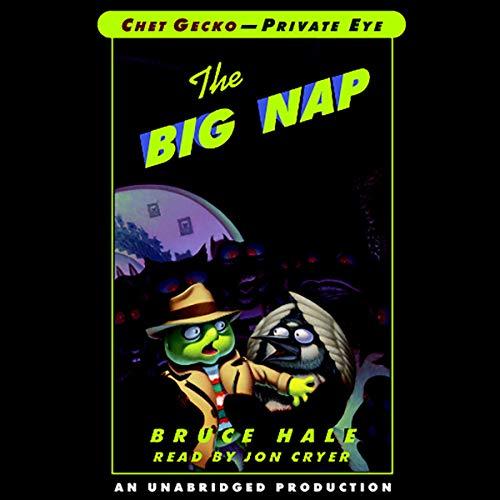 The Big Nap audiobook cover art