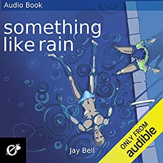 Something Like Rain audiobook cover art