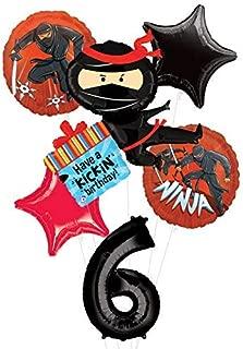 Best ninja birthday decorations Reviews