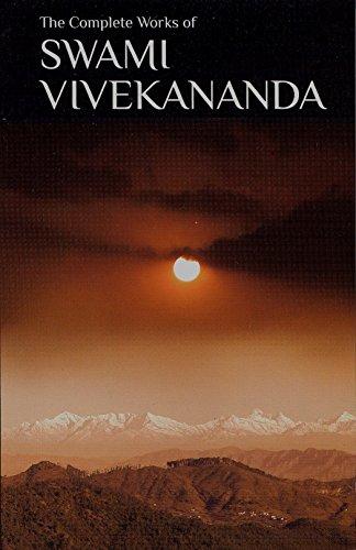 The Complete Works of Swami Vivekananda, 8-vol. set, pb