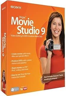 Sony Vegas Movie Studio 9 [OLD VERSION]