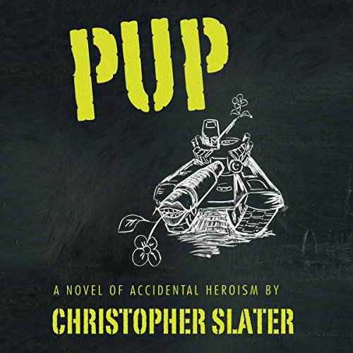 Pup audiobook cover art