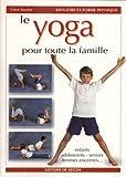 Le yoga pour toute la famille