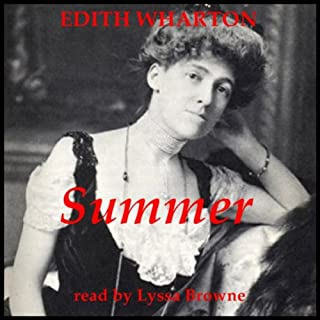 Summer audiobook cover art