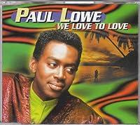 We love to love [Single-CD]