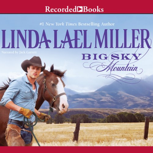 Big Sky Mountain audiobook cover art