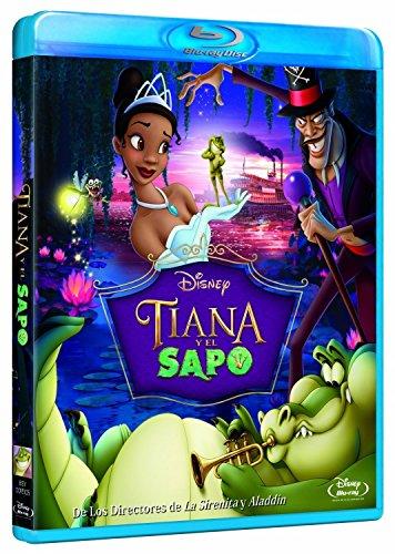 Tiana y El Sapo [Blu-ray]