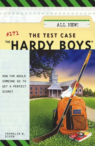 The Test Case (The Hardy Boys Book 171) (English Edition)