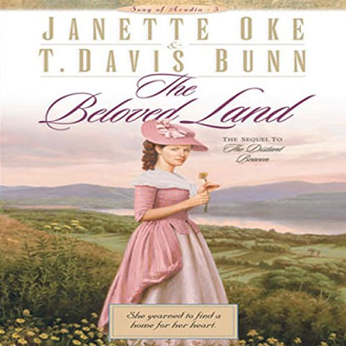 The Beloved Land audiobook cover art