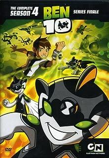 Cartoon Network: Classic Ben 10 S4 (DVD)