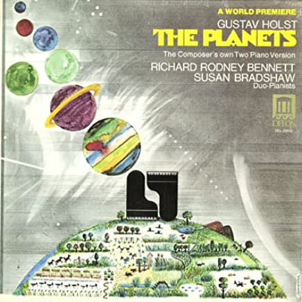 Gustav Holst, Richard Rodney Bennett, Susan Bradshaw - Holst: The Planets - Amazon.com Music