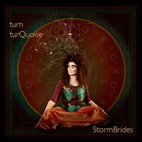 Turn Turquoise