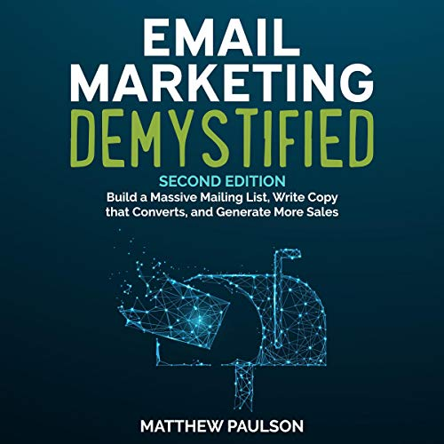 Email Marketing Demystified, Second Edition cover art