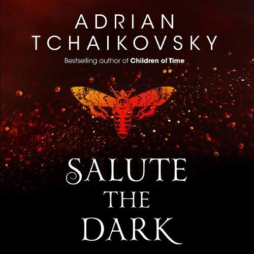 Salute the Dark cover art