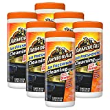 Armor All 78509 Car Interior Cleaner Protectant Wipes 25 Count Cleaning for Cars...