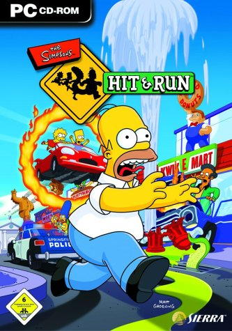 The Simpsons-Hit and Run PC