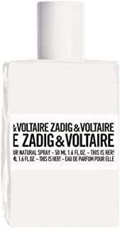 Zadig & Voltaire This Is Her Eau De Parfum Spray 100ml