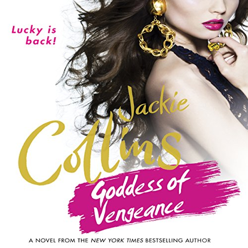 Goddess of Vengeance audiobook cover art