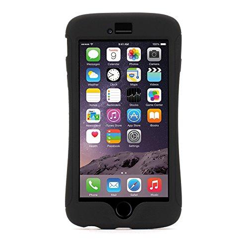 Griffin Survivor Slim GB40557 - Carcasa para Apple iPhone 6 Plus y 6s Plus, color negro