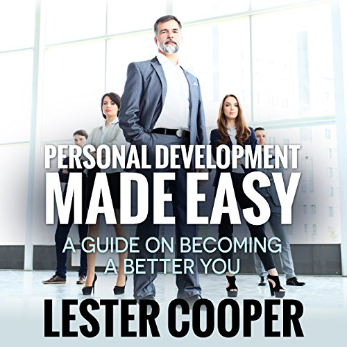 Personal Development Made Easy audiobook cover art