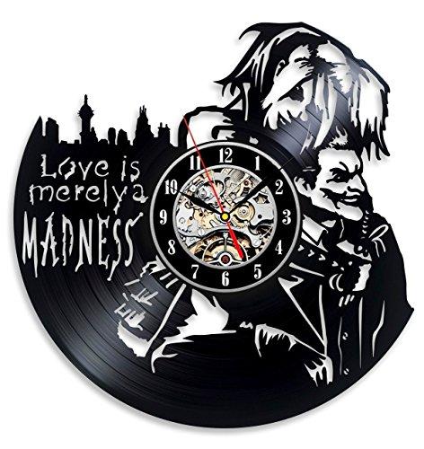 51EQCXrGe5L._SL500_ Harley Quinn Clocks