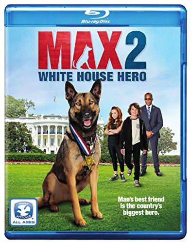 Max 2: White House Hero (BD/DVD) [Blu-ray]