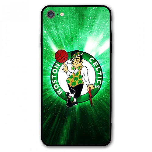 EMBCOD iPhone 6s Case,iPhone 6 Case,Silicone Bumper Frame and PC Back Cover Cases for Apple iPhone 6/6s (Celtics-CEL)