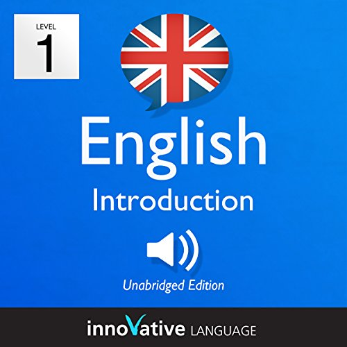 『Learn British English - Level 1: Introduction to British English - Introduction English, Volume 1: Lessons 1-25』のカバーアート